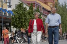 Swedish Lapland ökade mest i maj