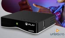 Capacité réservée par UNBROSSA sur le satellite EUTELSAT 117 West B, destinée au lancement de « Play », nouveau bouquet de télévision en couverture des Caraïbes