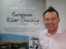 Fred. Olsen confirms continued commitment to European river cruising with appointment of Keith Norman as dedicated River Sales Manager