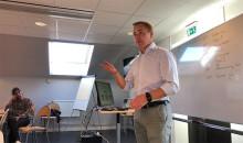 Framtidens teknologi i Karlskoga inspirerar ingenjörer