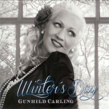 Julsingel och nytt album från svenska jazz- och swingdrottningen Gunhild Carling