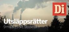 Mia Bodin kursledare på DI utbildning om utsläppsrätter