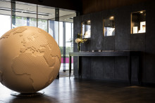 AccorHotels nu i 100 länder