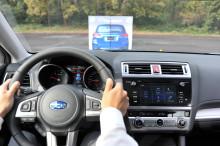 Fler än 300.000 bilar är utrustade med EyeSight