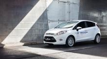 Fordilta erikoismalli rallin ystäville: Fiesta WRC Titanium 120