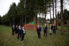 Center Parcs announces full management team for Center Parcs Longford Forest