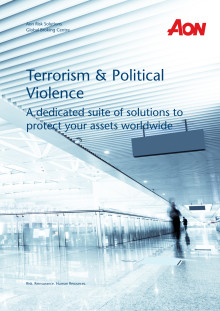 2014 Terrorism and Political Violence Product catalogue