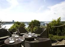 Lidingös Scandic Foresta bjuder in till sommarhäng - Stockholms skönaste terrass med fantastisk utsikt