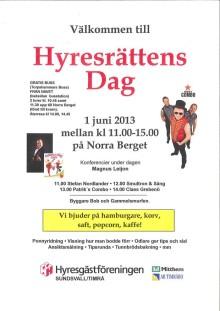 Hyresrättens Dag i Sundsvall