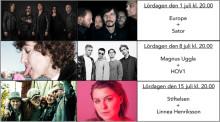 Ny konsertsatsning på Skara Sommarland