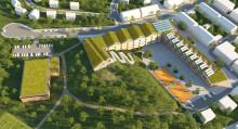 Fondamentor har tillsammans med Internationella Engelska Skolan vunnit markanvisningstävlingen i Sigtuna stadsängar