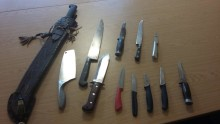 Knife amnesty to be launched to continue fight against knife crime