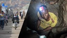 Diakonia på Bokmässan: Könsroller styr flykten