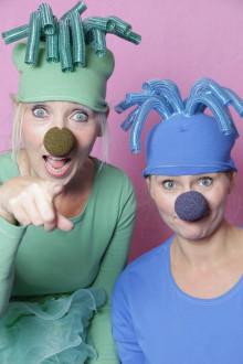 Tone och Ljudit - barnföreställning 13 april