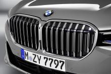 Suunnannäyttäjä esittelee tulevaisuuden – uusi BMW 7-sarjan Sedan