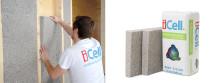 Woody Bygghandel startar samarbete med iCell – tillverkaren av miljövänlig isolering