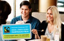 Fairtrade Challenge - Hundratusentals svenskar fikar för en bättre värld