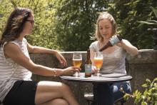 Årets sommaröl bryggs och dricks i Växjö