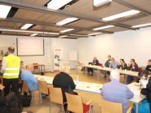 Toyota Material Handling Finland Oy - Logy ry:n turvallisuusseminaari järjestettiin Toyotalla