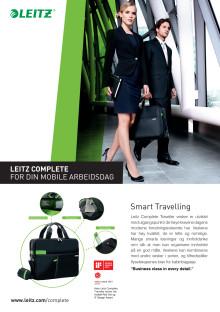Leitz Complete Smart Traveller brosjyre