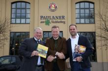 """""""Der Berg ruft"""" – Die Wirte im Paulaner am Nockherberg heißen ab 2018 Florian Lechner und Christian Schottenhamel"""