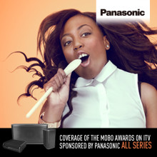 Panasonic ALL Series Sponsors Coverage of the MOBO Awards on ITV2
