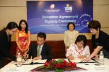 VIVA Foundation Sets up Permanent Base at Novena Specialist Center - Purpose-built 18,500 square foot space donated by Far East Organization
