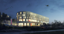 The largest hotel company in the Nordics continues to grow - Scandic signs new airport hotel in Bergen