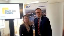 Smart City Sweden väntas ge fler exportaffärer