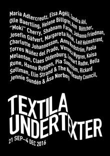 Textila Undertexter