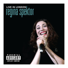 Regina Spektor släpper sin första liveinspelning