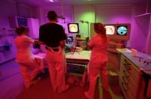 Koe ergonominen leikkaussalivalaistus virtuaalisesti Operatiivisilla päivillä Helsingissä