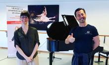 Dansare världen över tränade online med Svenska Balettskolan på Internationella Dansdagen