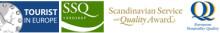 Gullmarsstrand Hotell & Konferens nominerade i SSQ Awards