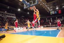 Sverige vinner rekordmatch på Hovet