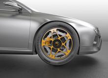 Continental har utviklet helt ny hjulløsning for elbiler