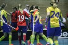 Sverige klart för VM - Joelsson fortsatte imponera