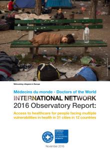 Médecins du Monde Observatory Report