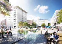 Startskott för arkitekttävling Kulturhus Bergsjön