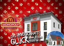 Town & Country Massivhaus beim McDonald´s Monopoly gewinnen