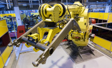 Ålö följer upp ny robotsvetsanläggning med AXXOS OEE