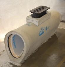 Meag Va-system introducerar nytt system för avvattning med optimal hydraulik i säker betong.