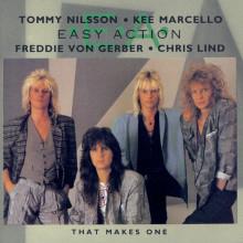Easy Action återförenas på Sweden Rock! Tommy Nilsson sjunger hårdrock igen efter 33 år