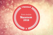 Her er vinderne af Årets Newsroom 2016
