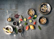 Earlgrey, citrus och honung – årets sill på restaurangernas julbord