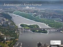 Nordin (M)/Ankersjö (C): Stockholms stad får tre nya naturreservat