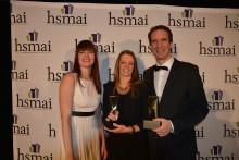 HSMAI Adrian Awards gala in New York - Scandic Vulkan honored with Gold award