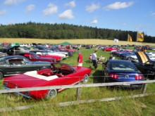 Classic Mustang Club lördag den 14 september Tullgarn