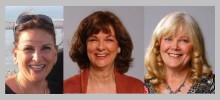 Habiba Elammari, Inger Karlsson-Bergquist, Heléne Persson