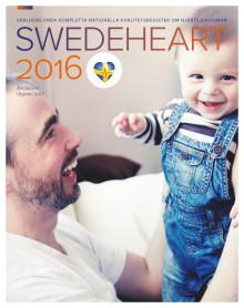 Läs hela rapporten från Swedeheart här